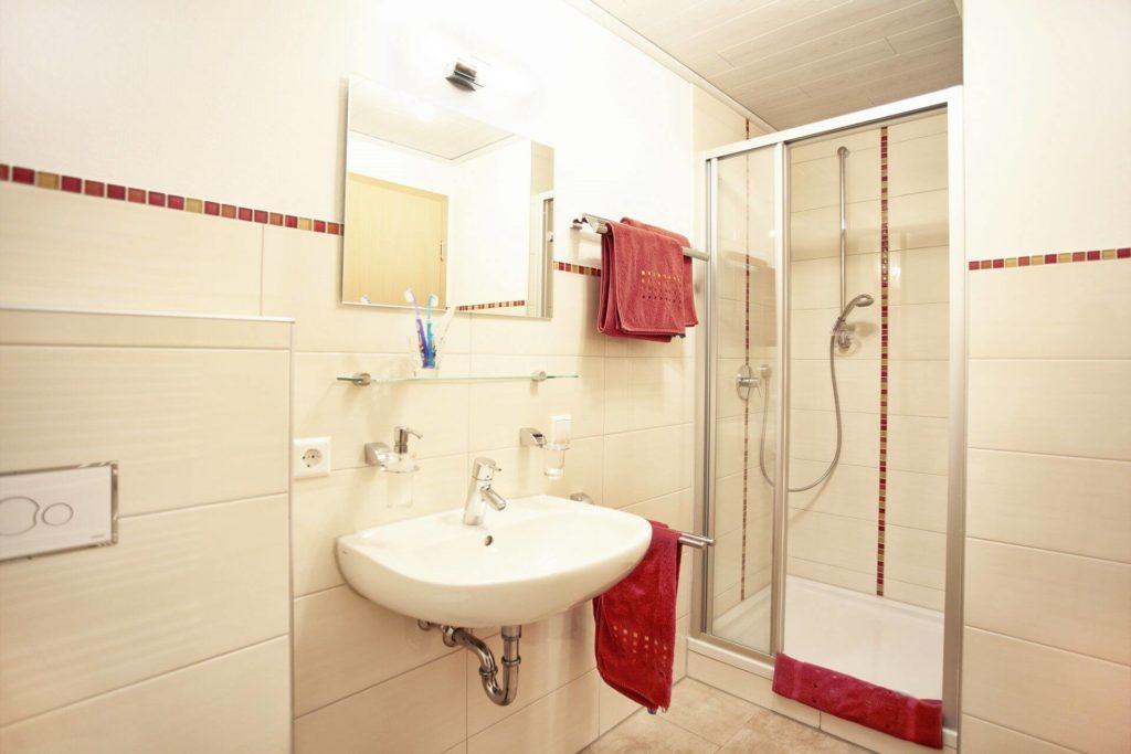 Badezimmer Nr. 5, Gasthof zum Löwen