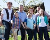 Familie Reck vom Gasthof zum Löwen in Wilflingen