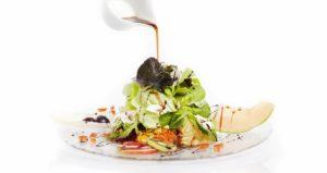 Gemischter Salat im Gasthof zum Löwen