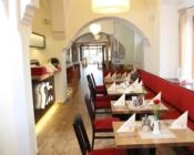 Restaurant im Gasthof zum Löwen in Wilflingen